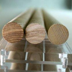 画像3: タモ丸棒 20φ×450mm