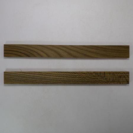 画像4: ニレ 5mm厚(銘木ものさしシリーズ) ニレ 楡 ハルニレ 春楡 ものさし 木象嵌
