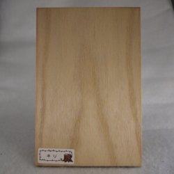 画像2: 木のはがき キリ 5×100×150mm