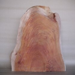 画像1: 厚みのある「ケヤキ板」 70mm