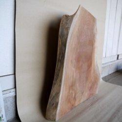 画像3: 厚みのある「ケヤキ板」 70mm