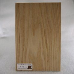 画像2: 木のはがき タモ 5×100×150mm