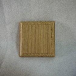 画像1: タモ飾り台 10×60×60mm