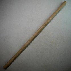 画像1: タモ丸棒 20φ×900mm