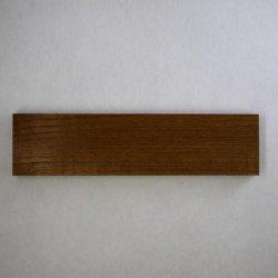 画像1: チーク 15mm厚(ミニ銘木シリーズ)