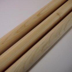 画像4: ヒノキ丸棒 20φ×450mm