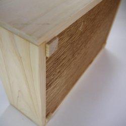 画像4: 木製組立キット 「おもちゃ重ね箱、おかたづけ箱」