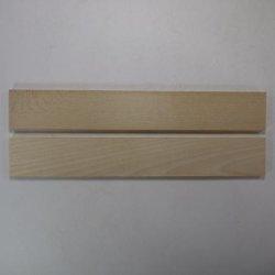 画像3: シナ 5mm厚(銘木ものさしシリーズ)