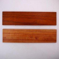 画像2: パドック 5mm厚(銘木ものさしシリーズ)