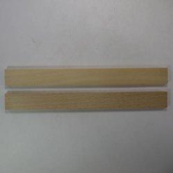 画像4: シナ 5mm厚(銘木ものさしシリーズ)