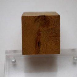 画像5: イチイ角棒 30×30×100・50mm 【限定】