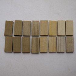 画像3: ひらめ木パーツ・ホオ 5×10×20mm 【WEB限定】