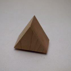 画像1: カツラ 正三角形 小 30×45mm [2入・100入]