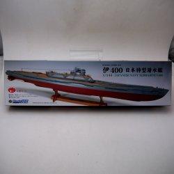 画像1: 「1/144 伊400 日本特型潜水艦」ウッディジョー社製【WEB限定販売】