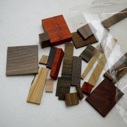 画像3: ウッドチップ袋入 銘木混在