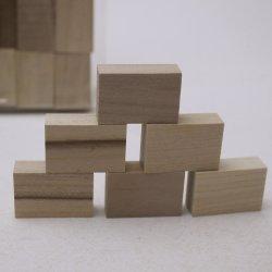 画像5: ひらめ木パーツ・ホオ 10×20×30mm 【WEB限定】