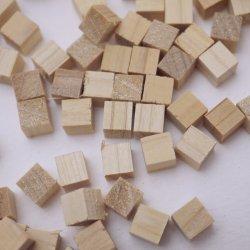 画像3: ひらめ木パーツ・ヒノキ 6×6×6mm 【WEB限定・アウトレット特価】