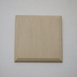 画像1: シナ飾り台 10×100×100mm