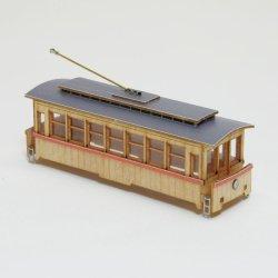 画像2: 「木の電車シリーズ No.2  電車-2」