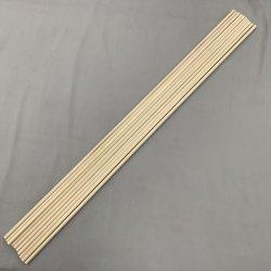 画像1: ヒノキ丸棒 8φ×900mm  10本一式